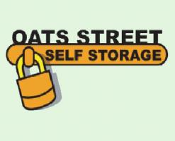 Oats Street Self Storage Logo